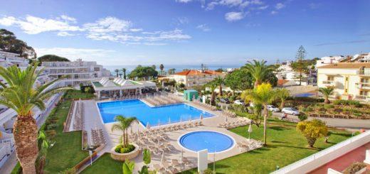 Clube Praia da Oura pool