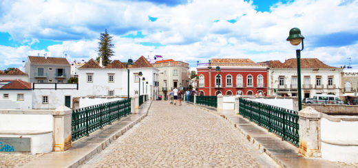 Faro Airport Transfers to Tavira
