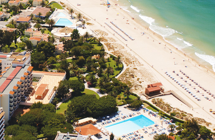 Dom João II Beach Resort