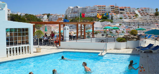 Cheerfulway California Hotel Albufeira Swimming Pool