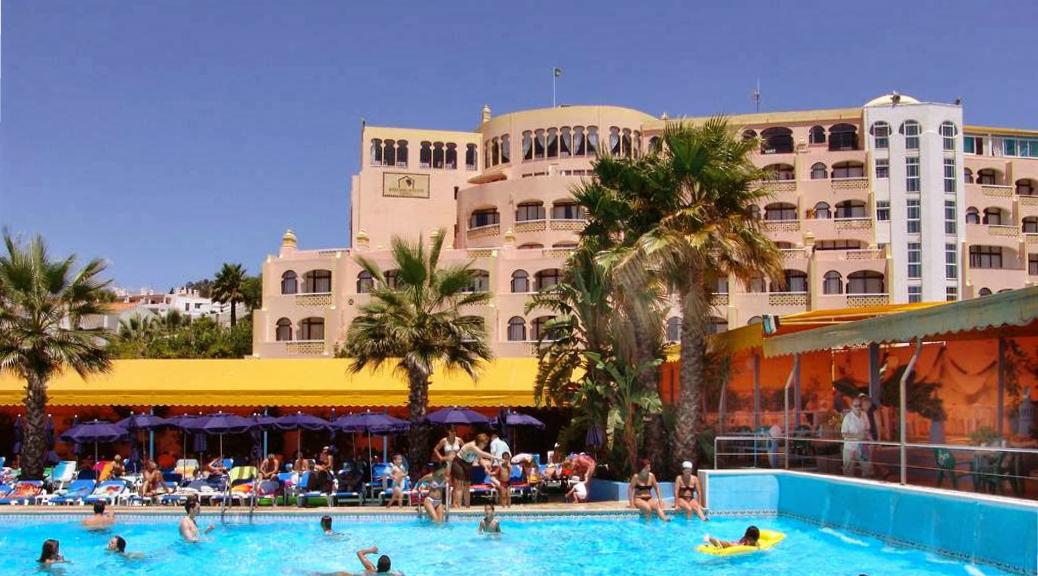 Portugal Algarve Hotel Monica Isabel Beach