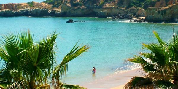 Santa Eulália Beach