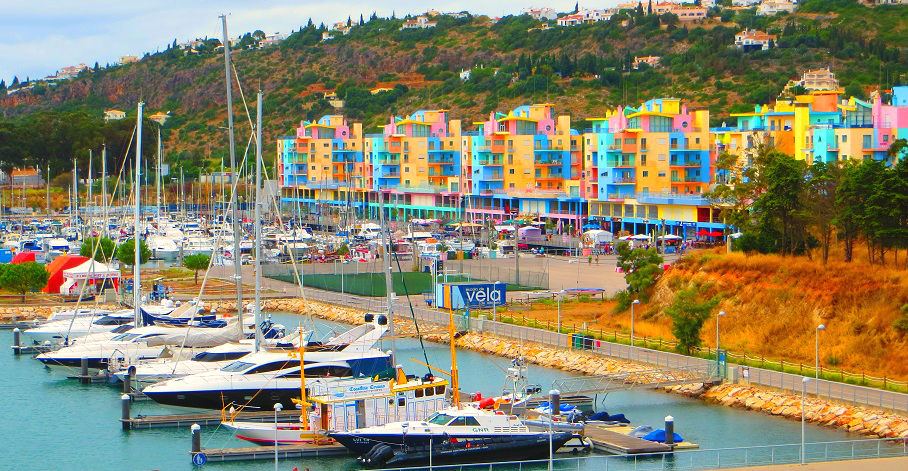 Wonderful Albufeira Marina