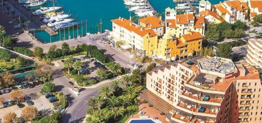 Hotel Dom Pedro Marina