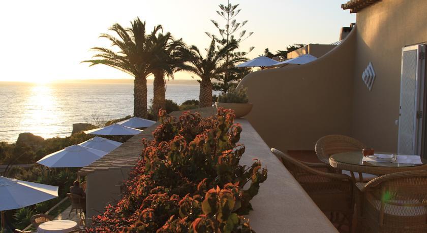 View from the balcony of Vila Joya