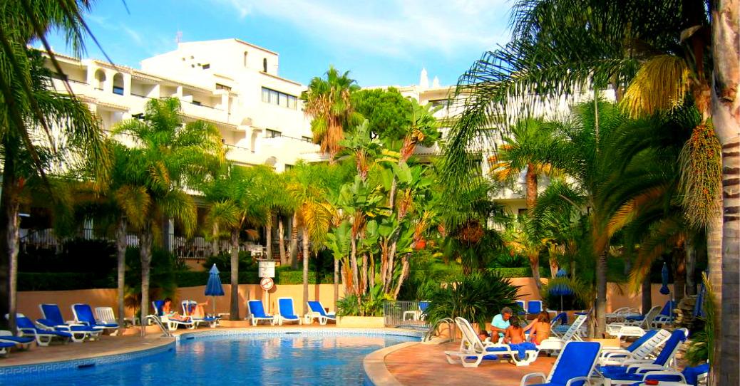 Faro Airport Transfers to Ria Park Garden Hotel