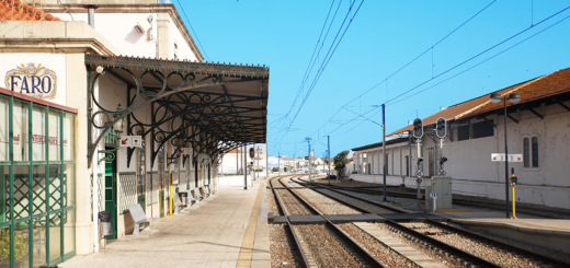 Faro Train Station Taxis