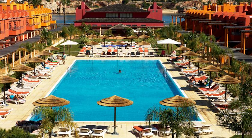 Tivoli Marina outdoor pool