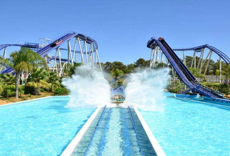 Aquashow Roller Coaster