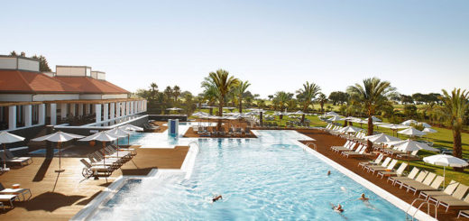 Robinson Club Quinta da Ria main pool