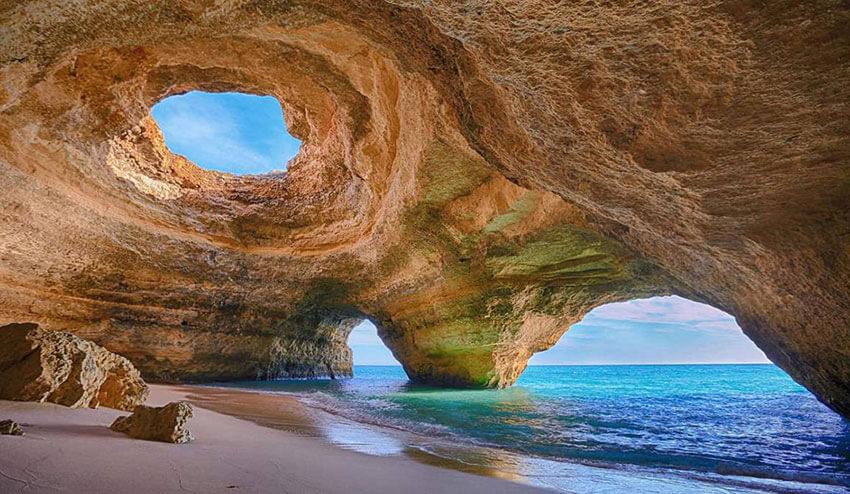 Benagil Algar Cave