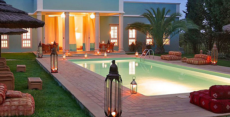 Vila Monte Farm House Pool