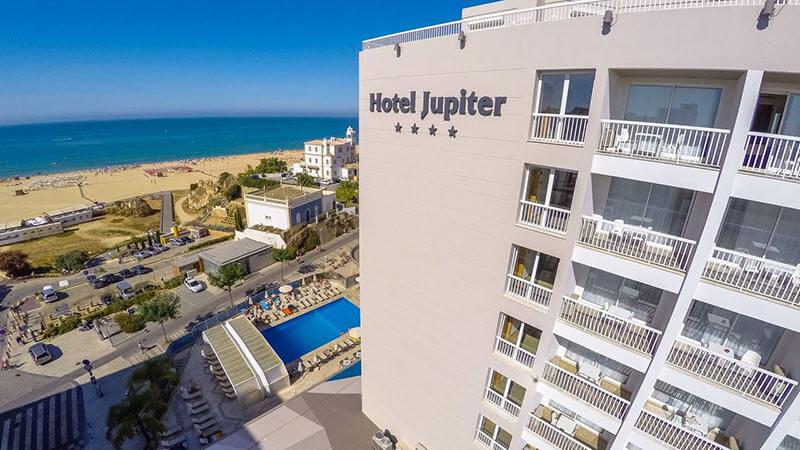 Jupiter Algarve Hotel 6th floor view