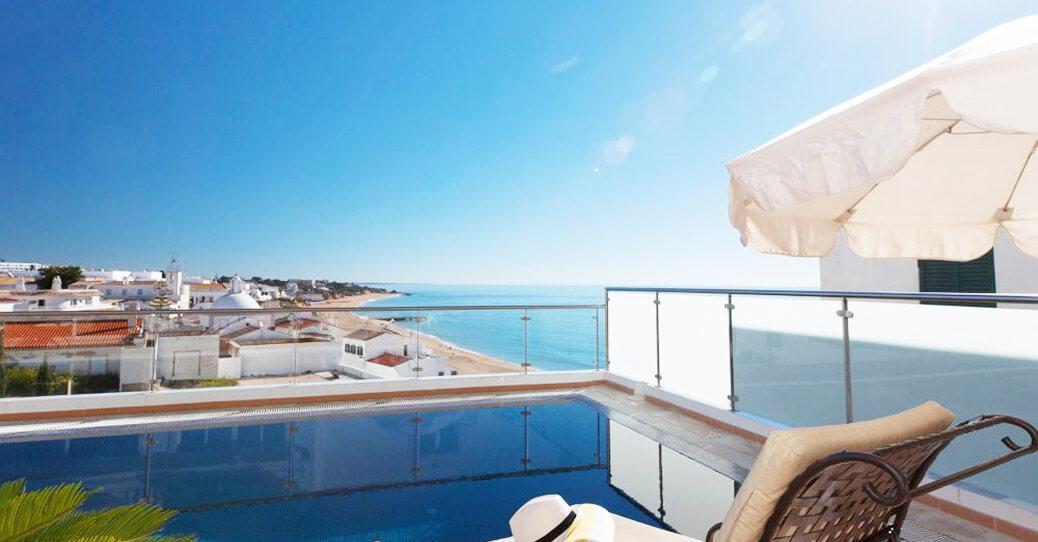 Faro airport transfers to villa s o vicente boutique hotel for Boutique hotel algarve