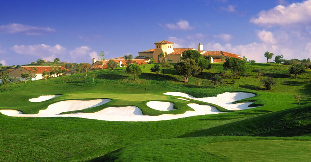 golf course wallpaper for iphone