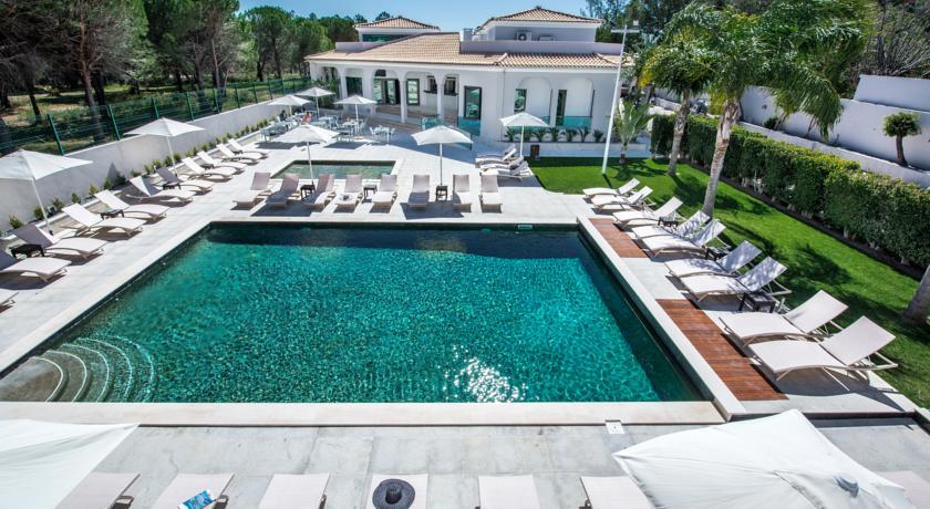 Magnolia Golf Wellness Hotel Pool