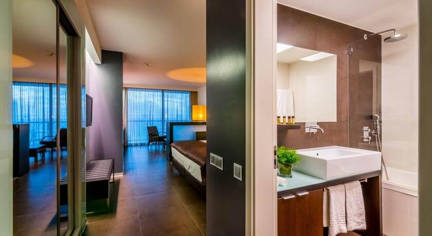 Hotel da Rocha Room
