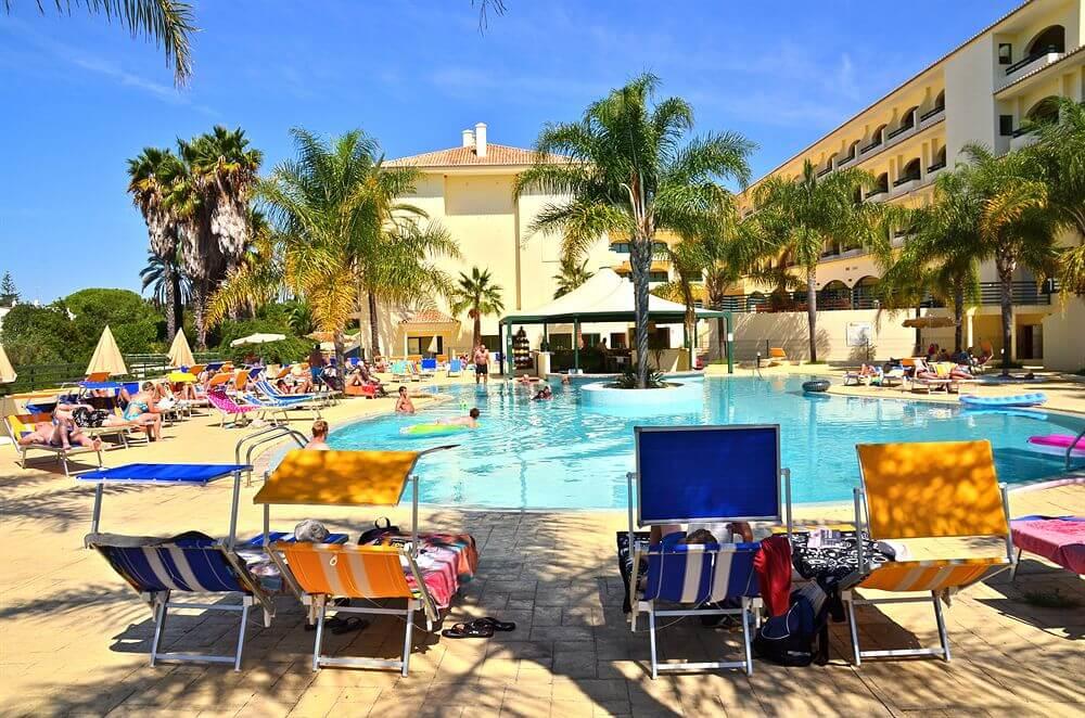 Hotel Mirachoro Praia Pool