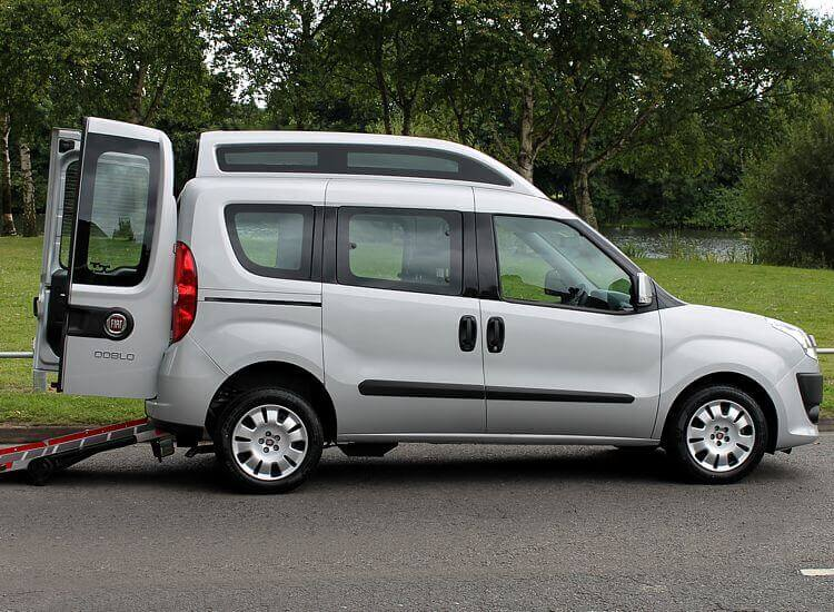 Adapted Fiat Doblo