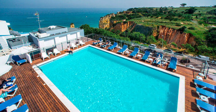 Carvi Beach Hotel Swimming Pool