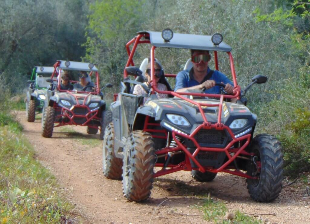 Algarve Safari Buggy Tour
