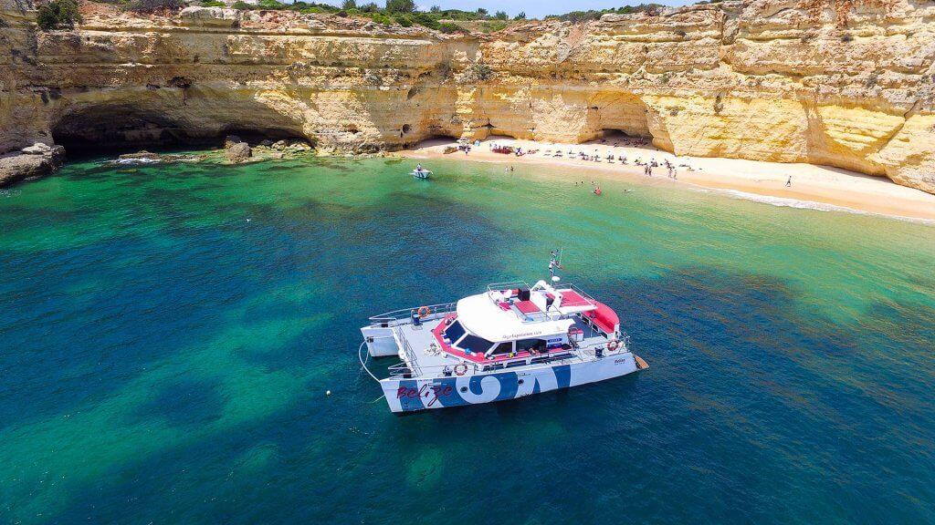 Boat Tour Algarve