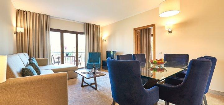 Cascade Welness Resort Rooms