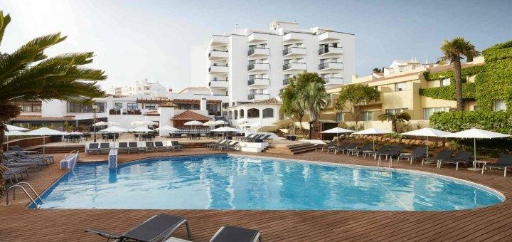 Tivoli Lagos Hotel Swimming Pool