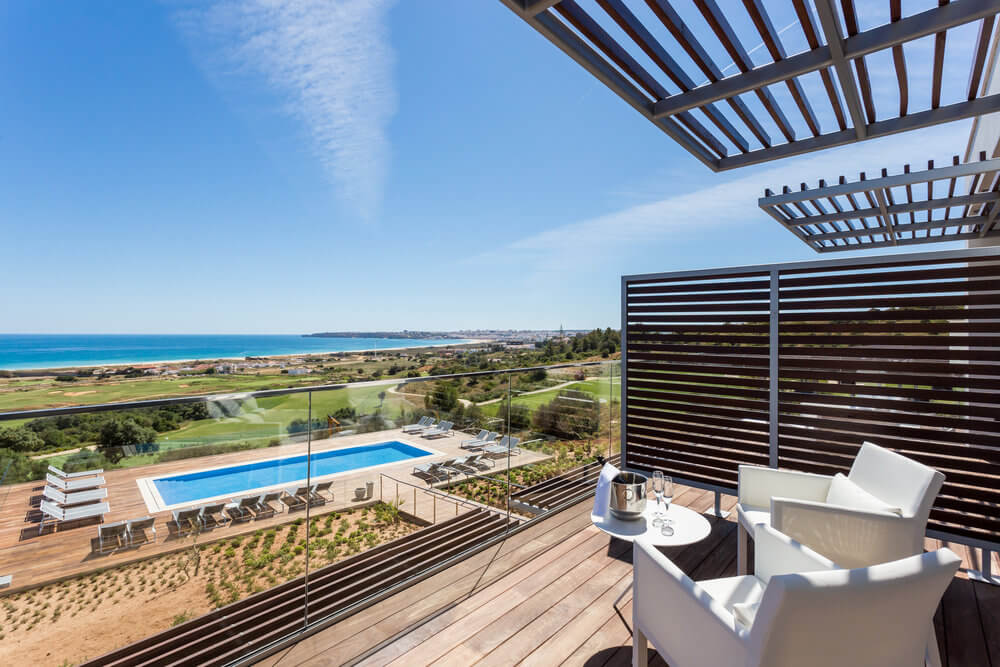 The view from Onyria Palmares