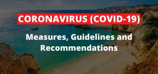 COVID-19 & Algarve Tourism Response