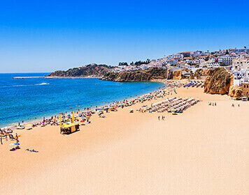 Transfers from Faro Airport to Albufeira
