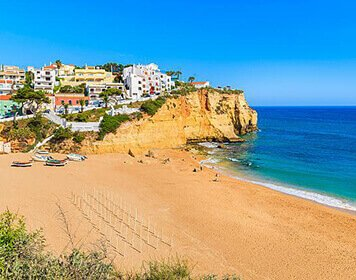 Transfers from Faro Airport to Carvoeiro