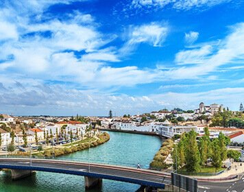Transfers from Faro Airport to Tavira