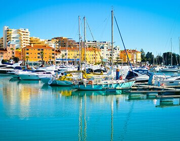Transfers from Faro Airport to Vilamoura